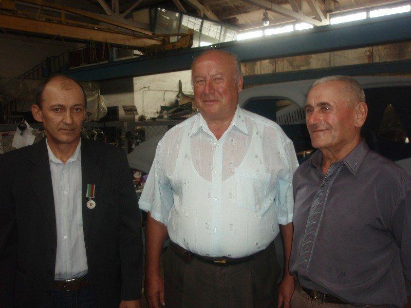 ВЕПР - Сергей Мохун, Анатолий Алексеенко, Федор Савченко - 1