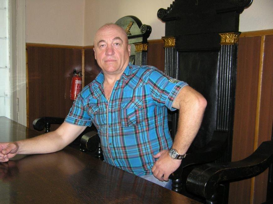 25.06.2013 - Владимир Пилипенко в зале суда