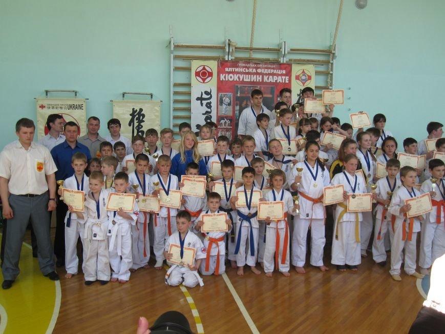 в Алупке состоялся Кубок Крыма по киокушин карате, фото-5