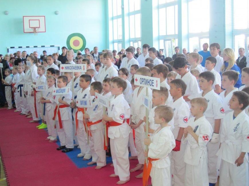 в Алупке состоялся Кубок Крыма по киокушин карате, фото-2
