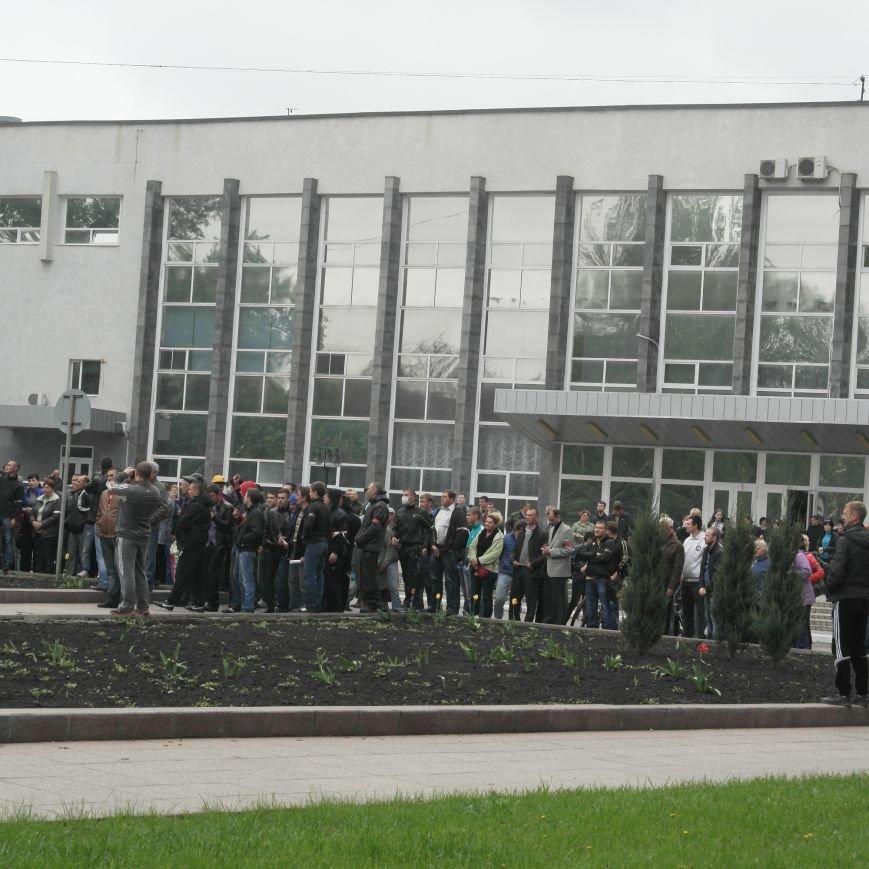 В Красноармейске состоялось шествие за единую Украину, фото-11