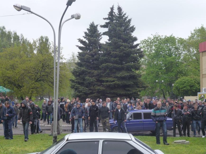 В Красноармейске состоялось шествие за единую Украину, фото-2