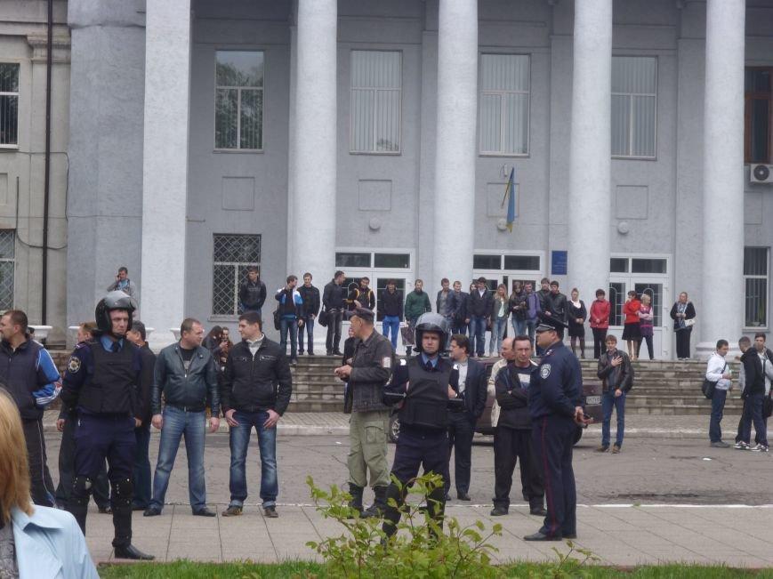 В Красноармейске состоялось шествие за единую Украину, фото-16