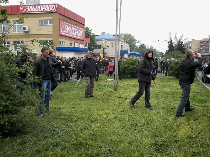 В Красноармейске состоялось шествие за единую Украину, фото-3