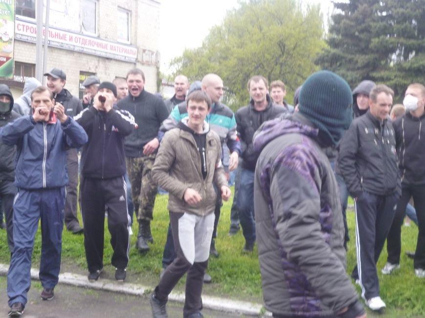 В Красноармейске состоялось шествие за единую Украину, фото-14