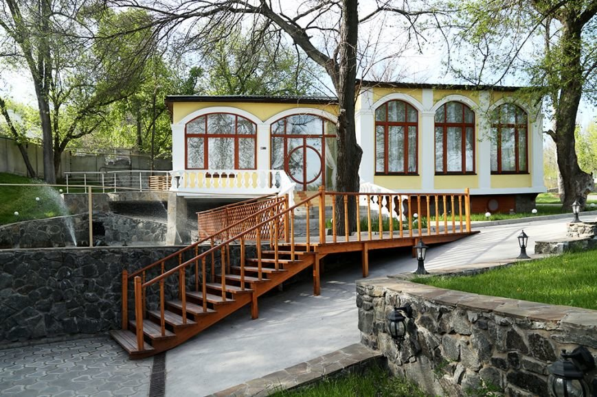 restaurant Poseidon Mariupol вк