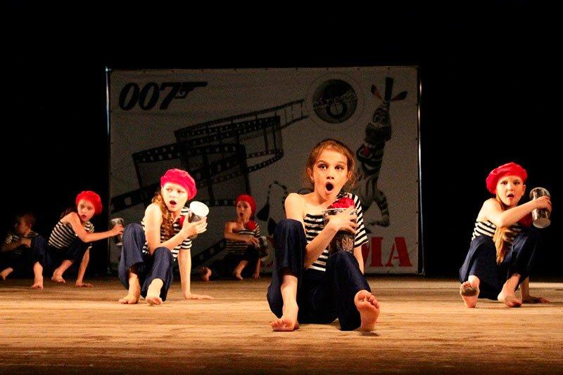 «Птицы» балета MARIDANS прилетели на сцену белгородского ЦМИ, фото-2