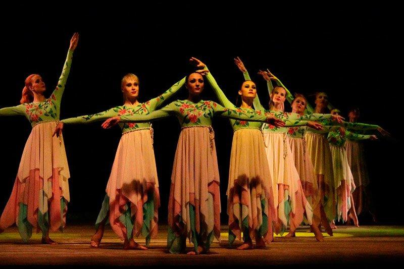 «Птицы» балета MARIDANS прилетели на сцену белгородского ЦМИ, фото-1