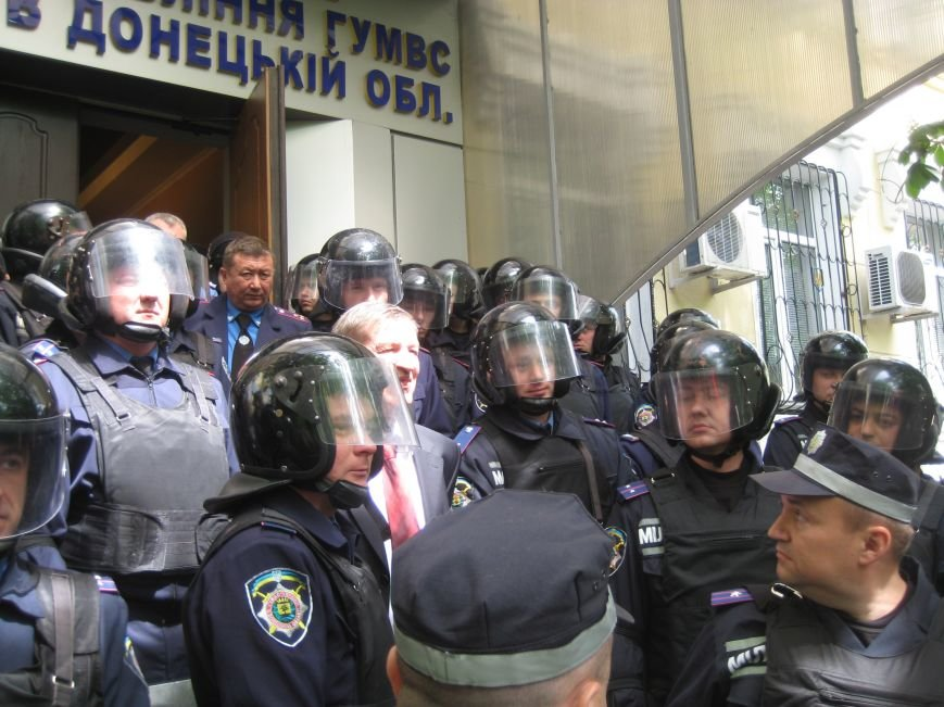 В Мариуполе нового начальника милиции вынудили уйти в отставку (ФОТО), фото-9