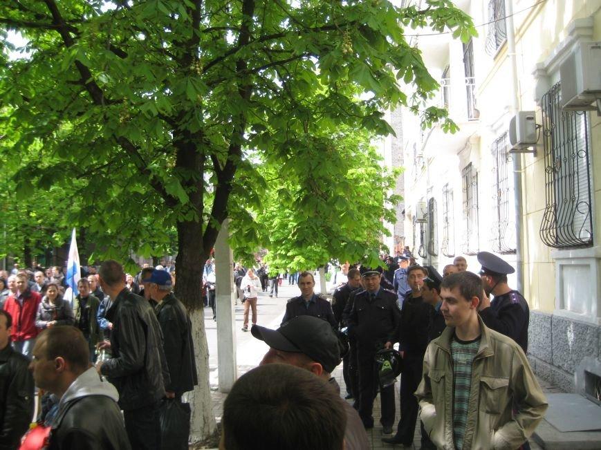 В Мариуполе нового начальника милиции вынудили уйти в отставку (ФОТО), фото-4