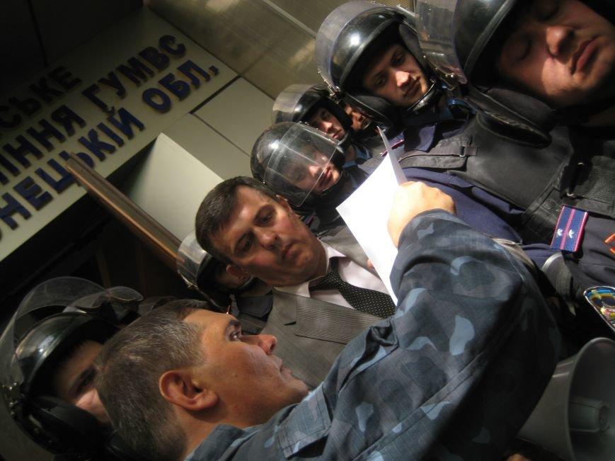 В Мариуполе нового начальника милиции вынудили уйти в отставку (ФОТО), фото-12