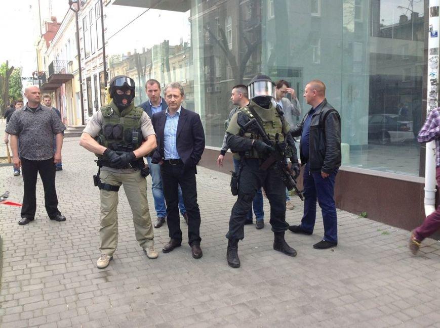 Столкновения в центре Одессы. Информация обновляется (ФОТО, СТРИМ), фото-3