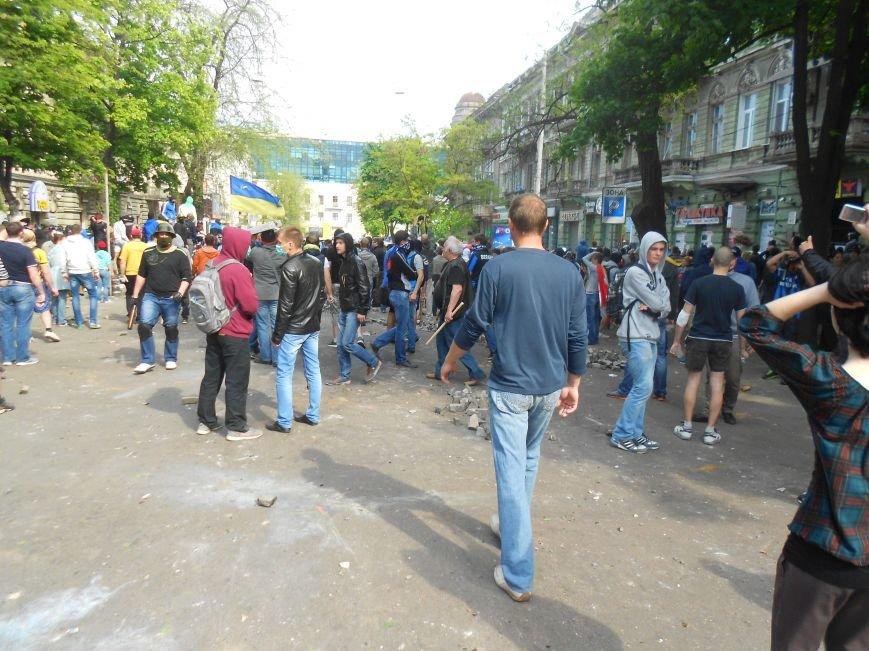 Кровавая пятница в Одессе: Как это было (РЕПОРТАЖ), фото-13