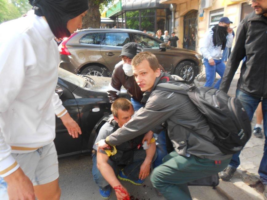 Кровавая пятница в Одессе: Как это было (РЕПОРТАЖ), фото-9