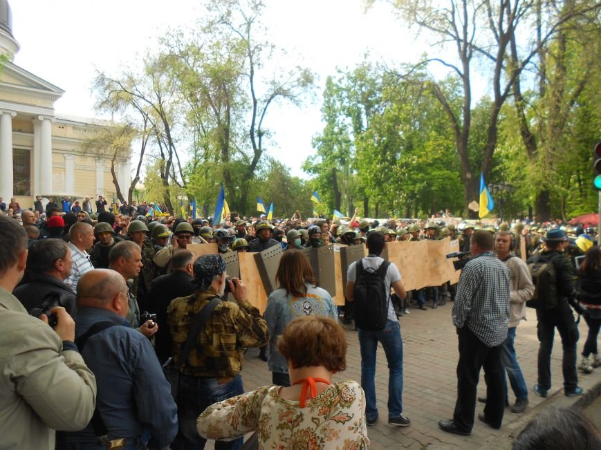 Кровавая пятница в Одессе: Как это было (РЕПОРТАЖ), фото-2