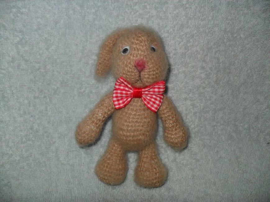 Японские мягкие игрушки амигуруми по-горловски, фото-3