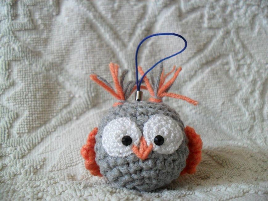 Японские мягкие игрушки амигуруми по-горловски, фото-15