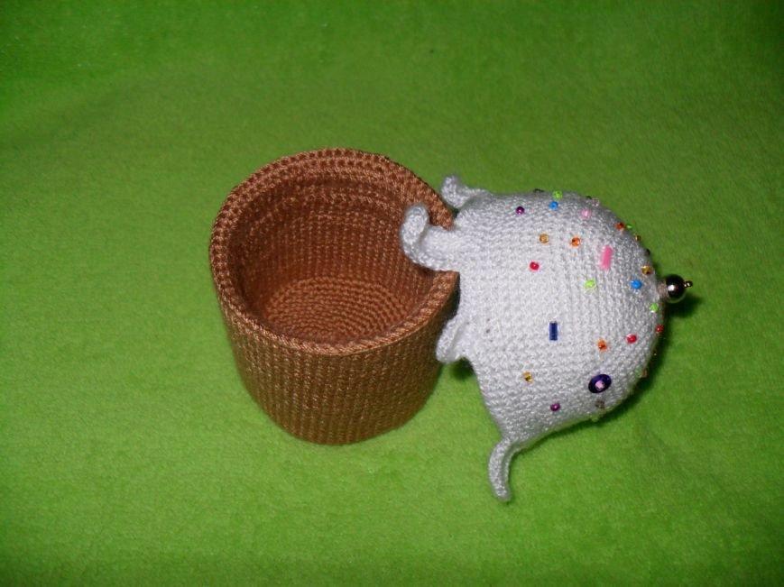 Японские мягкие игрушки амигуруми по-горловски, фото-4