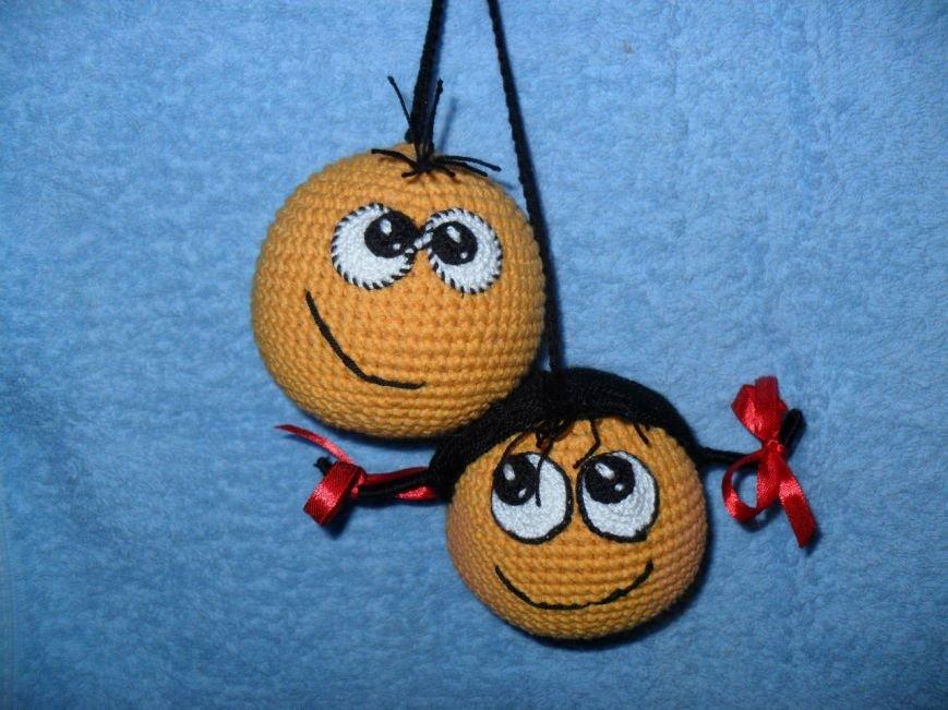 Японские мягкие игрушки амигуруми по-горловски, фото-9