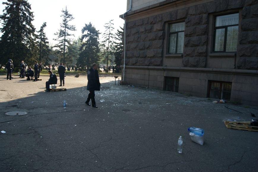 Фоторепортаж: Утро после адской пятницы в Одессе, фото-51