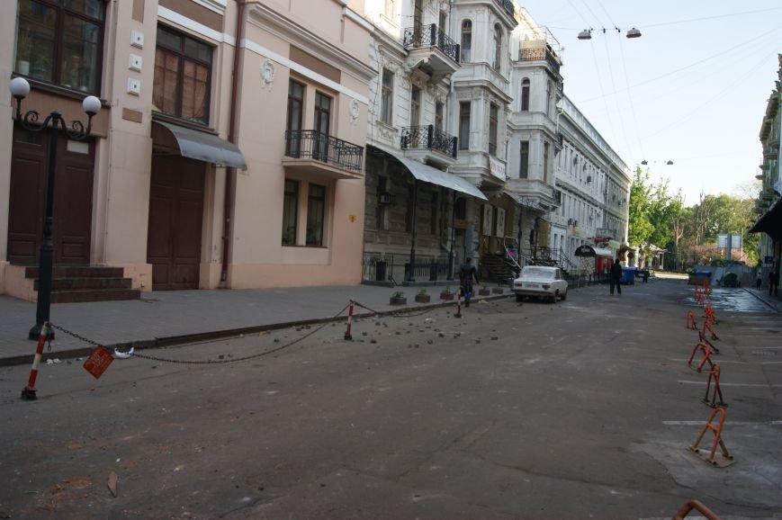 Фоторепортаж: Утро после адской пятницы в Одессе, фото-7