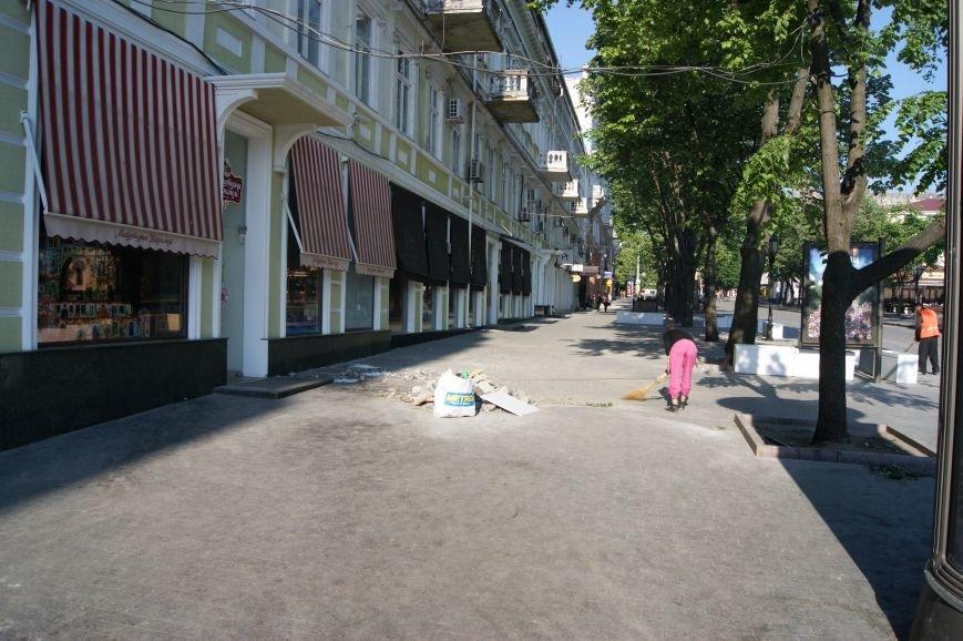 Фоторепортаж: Утро после адской пятницы в Одессе, фото-30