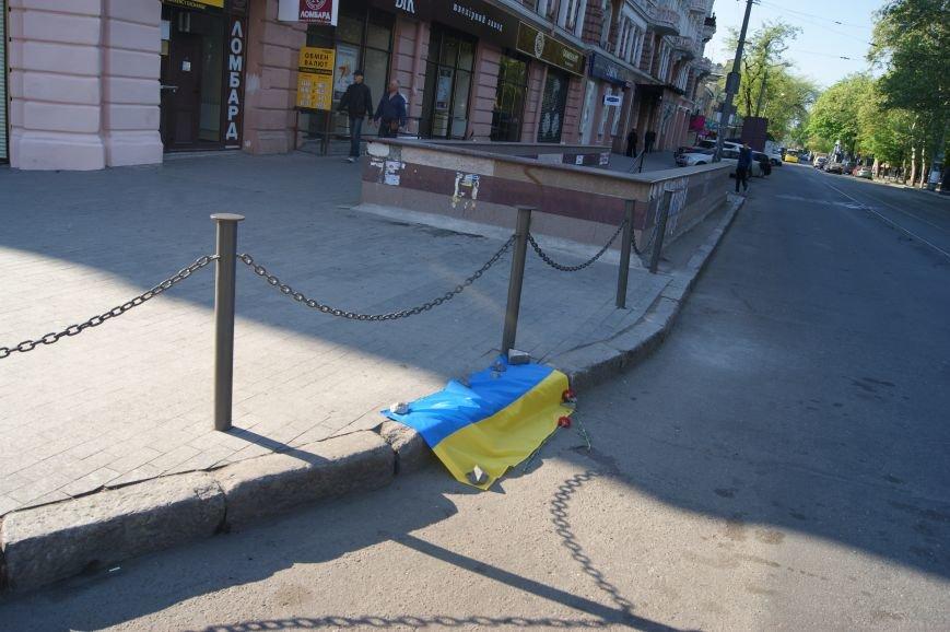 Фоторепортаж: Утро после адской пятницы в Одессе, фото-32