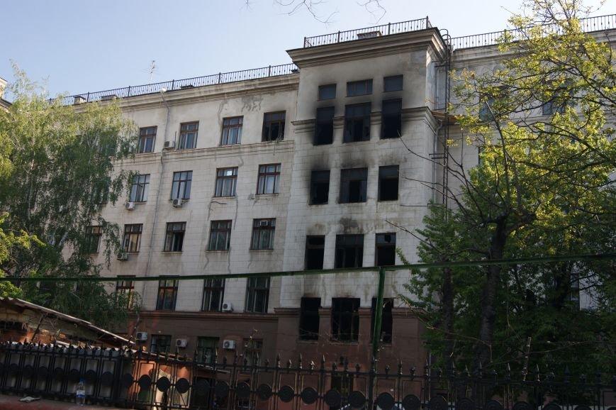 Фоторепортаж: Утро после адской пятницы в Одессе, фото-45
