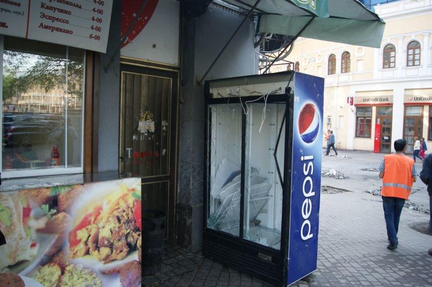 Фоторепортаж: Утро после адской пятницы в Одессе, фото-8