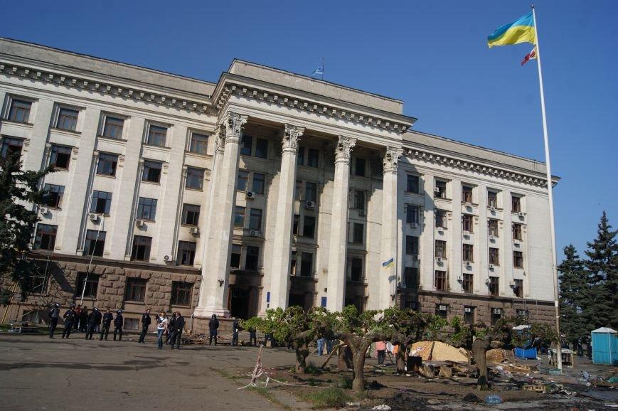 Фоторепортаж: Утро после адской пятницы в Одессе, фото-58