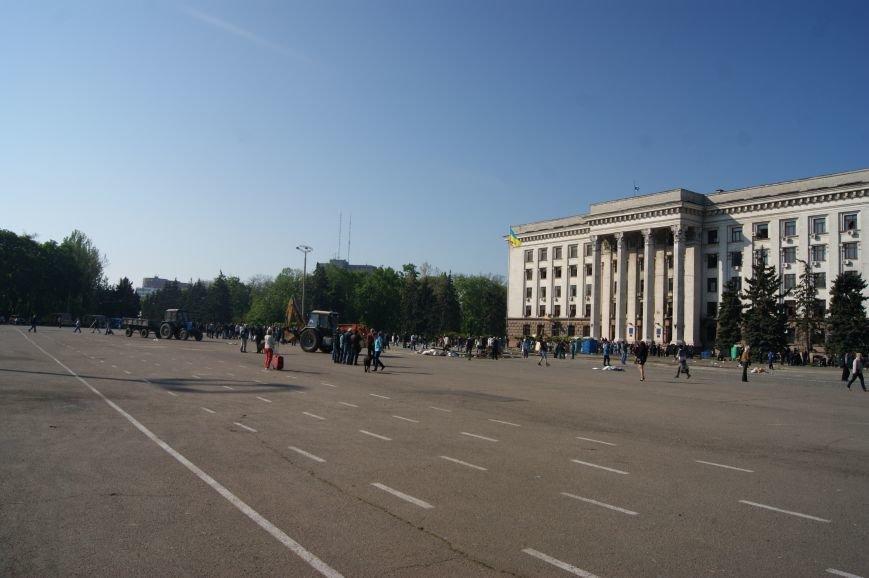 Фоторепортаж: Утро после адской пятницы в Одессе, фото-34