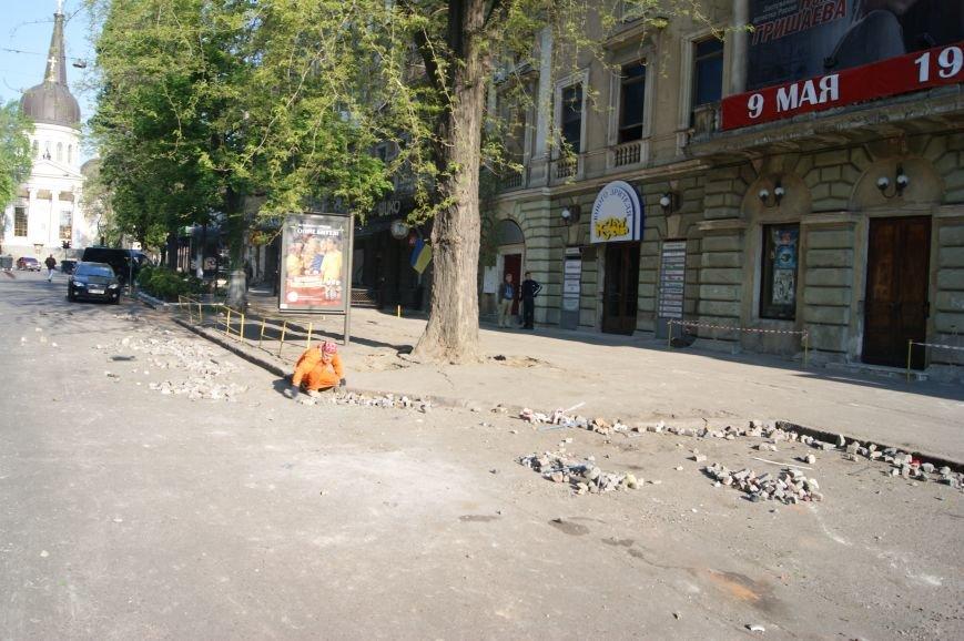 Фоторепортаж: Утро после адской пятницы в Одессе, фото-3