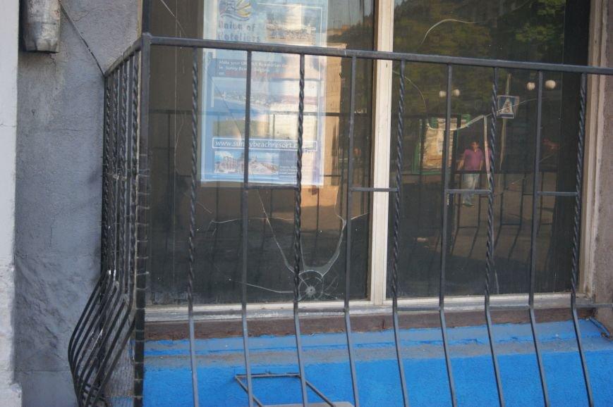 Фоторепортаж: Утро после адской пятницы в Одессе, фото-26