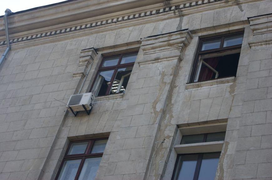 Фоторепортаж: Утро после адской пятницы в Одессе, фото-50