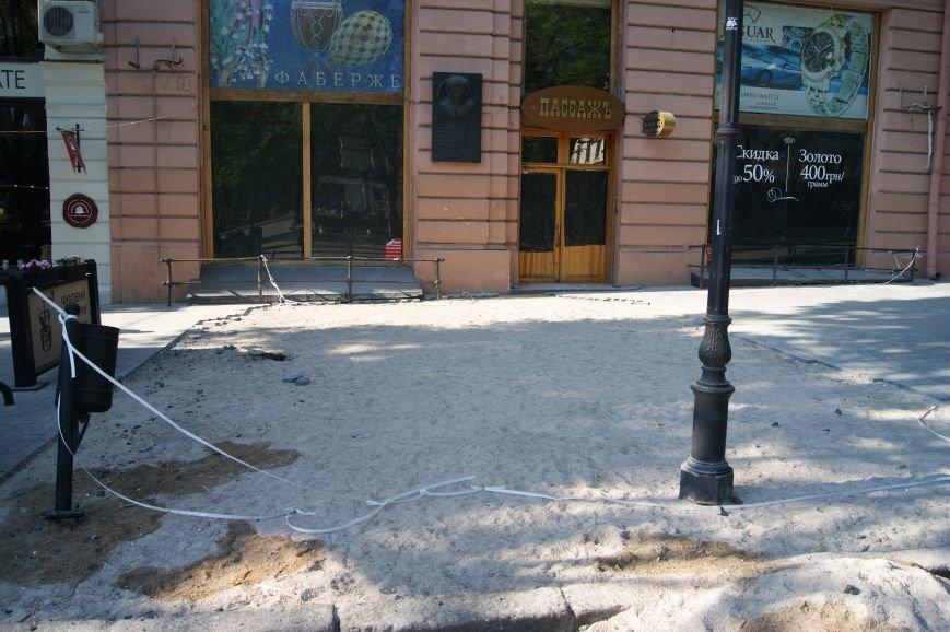 Фоторепортаж: Утро после адской пятницы в Одессе, фото-31