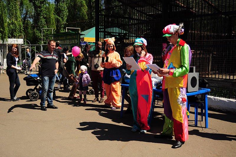 В белгородском зоопарке отметили День Солнца, фото-1