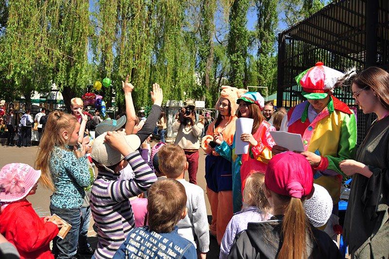В белгородском зоопарке отметили День Солнца, фото-4