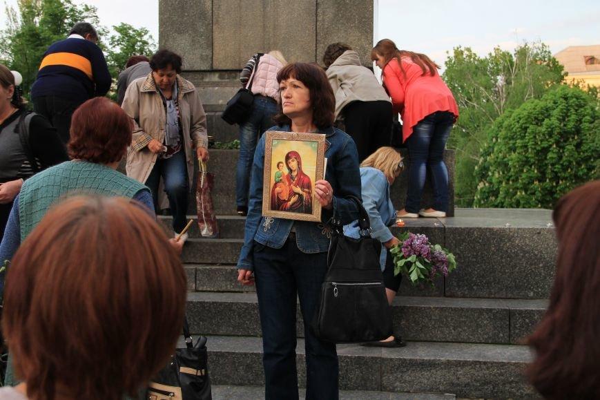 В Артемовске почтили память погибших донетчан и одесситов (ФОТО), фото-2