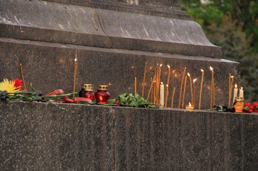 В Артемовске почтили память погибших донетчан и одесситов (ФОТО), фото-11