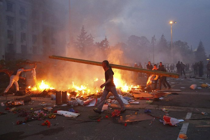ОДЕССА - Фото Reuters