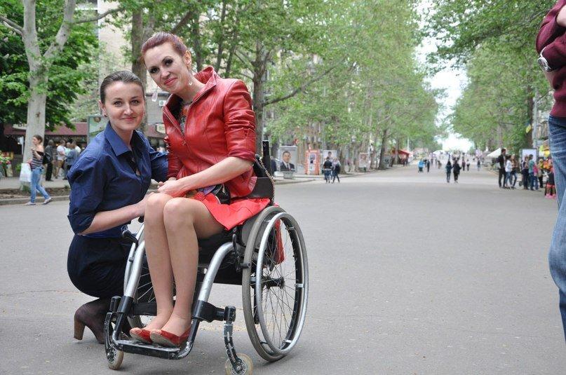 людей украине ограниченными в с знакомство возможностями