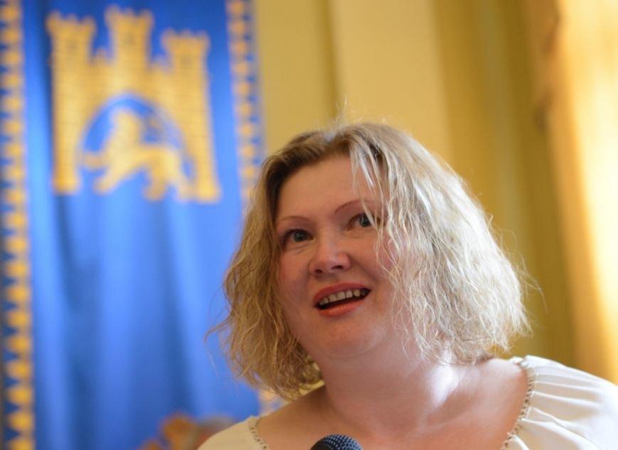 «Львів'янкою року» стала медсестра з Євромайдану (ФОТО), фото-1