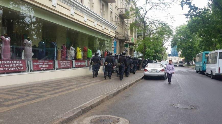 В Одессе штурмуют здание горУВД (ФОТО, ИНФОРМАЦИЯ ОБНОВЛЯЕТСЯ), фото-10