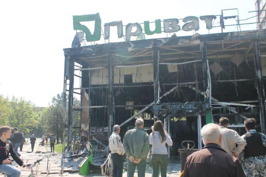 ПриватБанк приостанавил работу в Донецкой и Луганской областях, фото-5