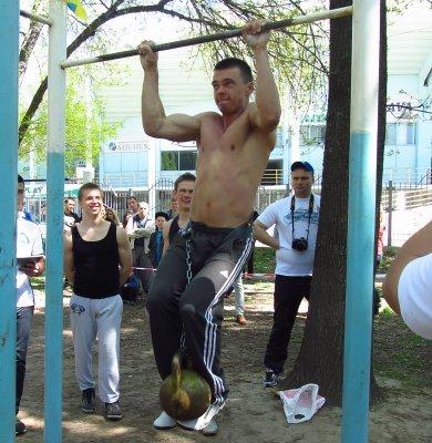 ВОРКАУТ - 6
