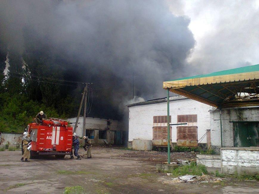 пожар Маслосирзавод (2)