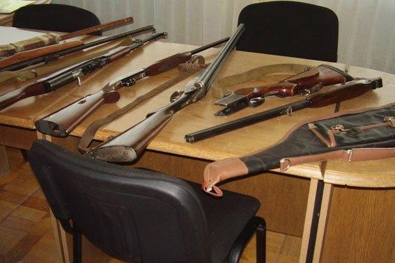 На Львівщині добровільно здають зброю (ФОТО), фото-1
