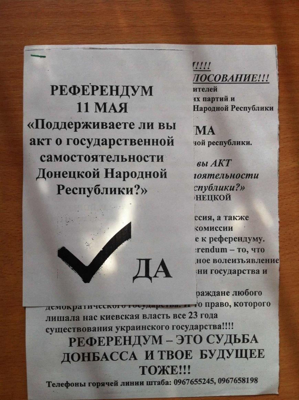 Выборы без выбора? Мариупольцев агитируют за государственную самостоятельность ДНР, фото-1