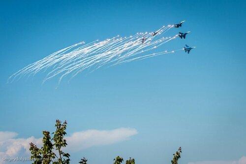 В Крым свозят военную технику РФ: Идет подготовка к масштабному параду к 9 мая (ФОТО, ВИДЕО), фото-4