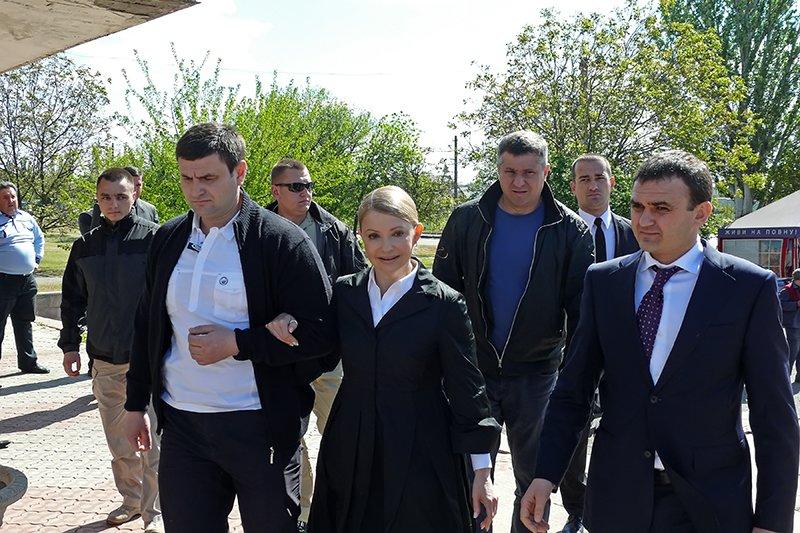 Тимошенко считает, что одесский «сценарий» может повториться в Николаеве в День Победы (ФОТО) - обновлено, фото-1